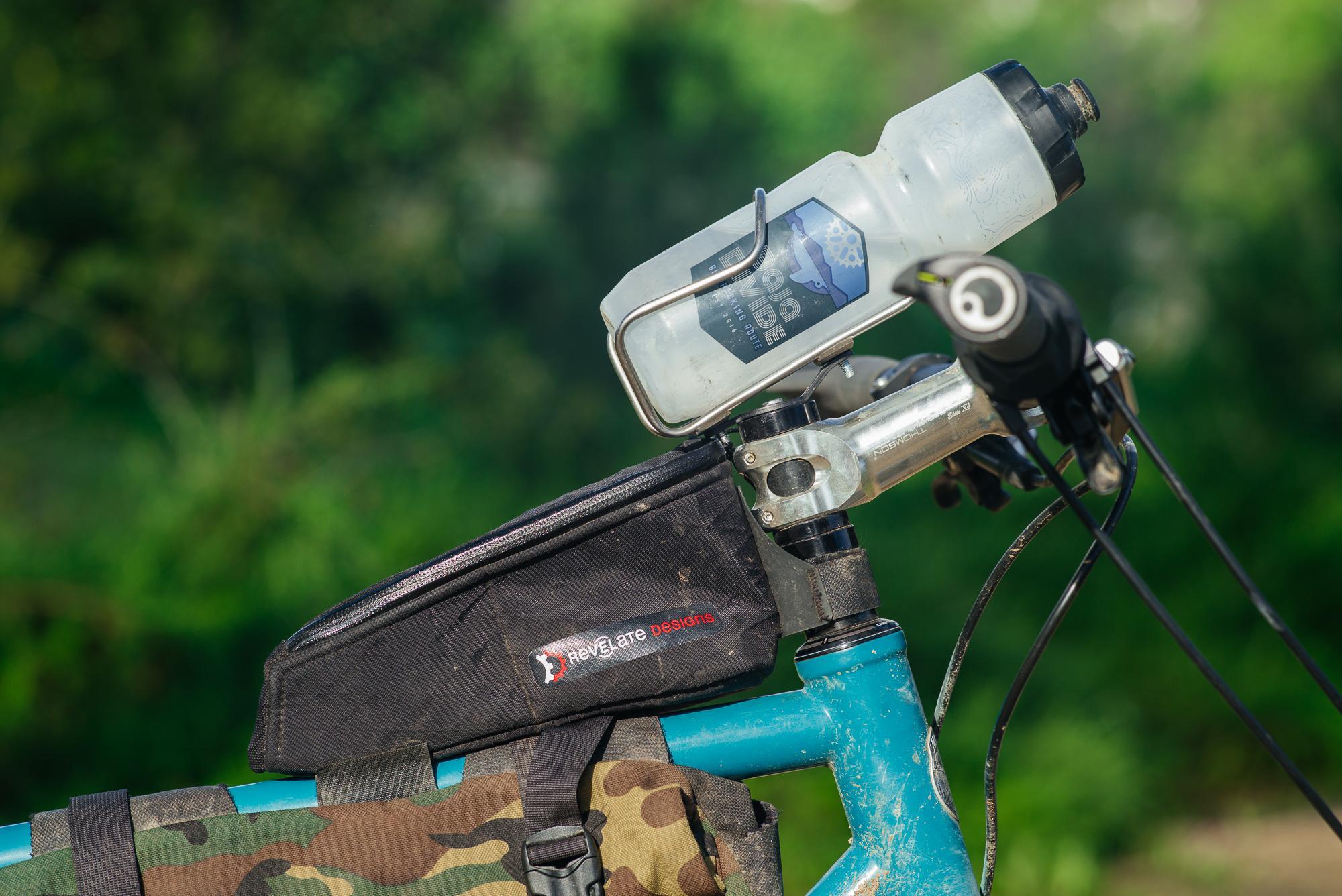 Daniel's Tumbleweed Prospector Rohloff Touring Bike