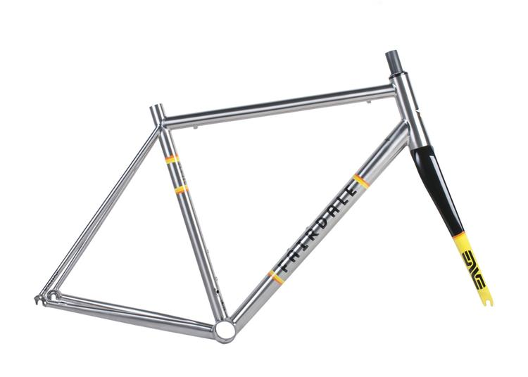 Fairdale Teases Their New Spaceship Titanium Road Framesets