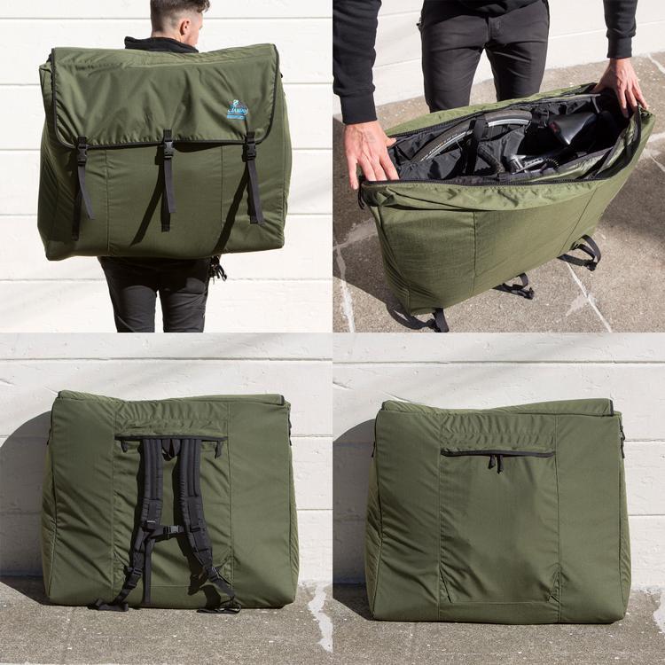Jandd for Mash: Bicycle Travel Bag