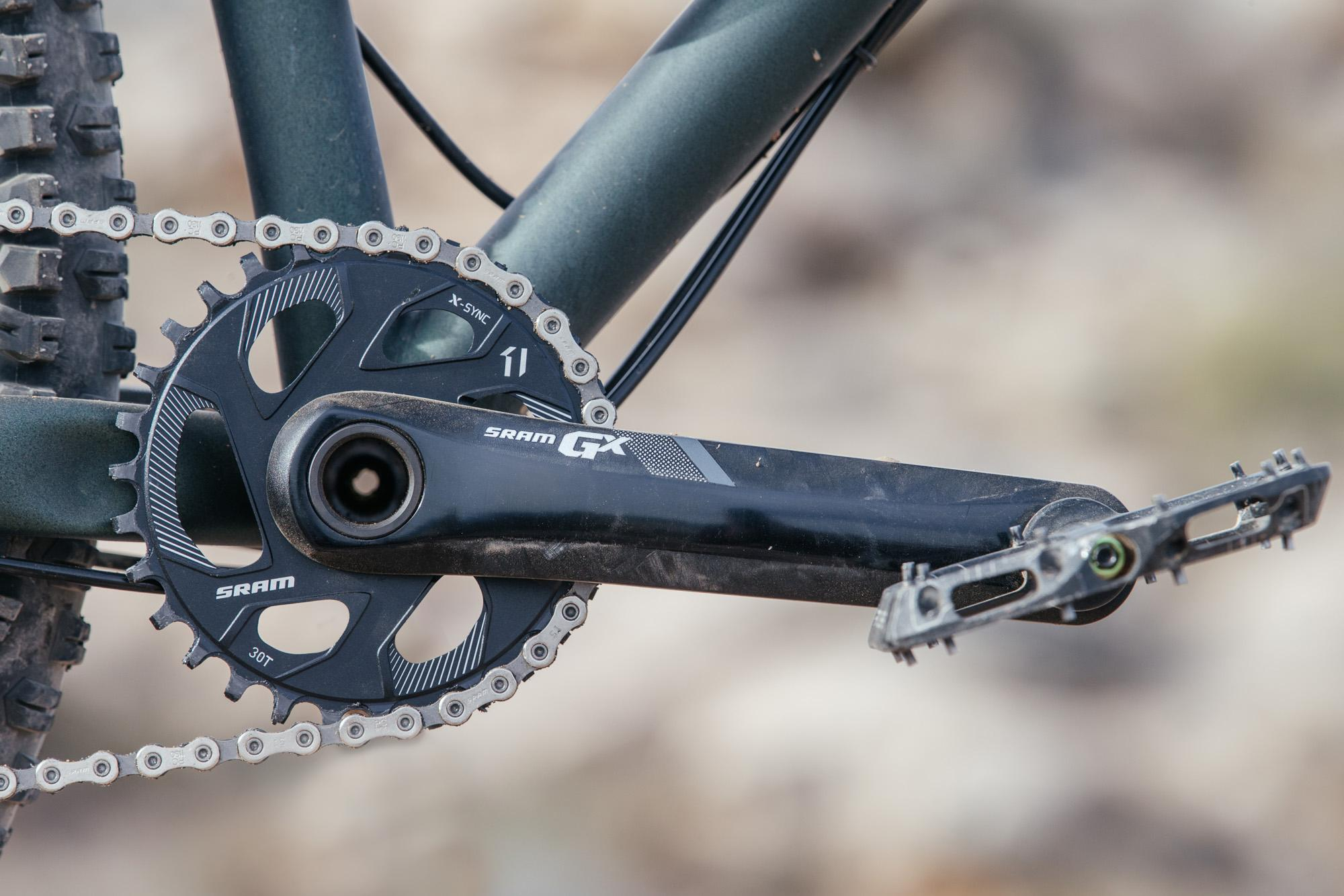 My Retrotec is Rollin' Again with SRAM GX