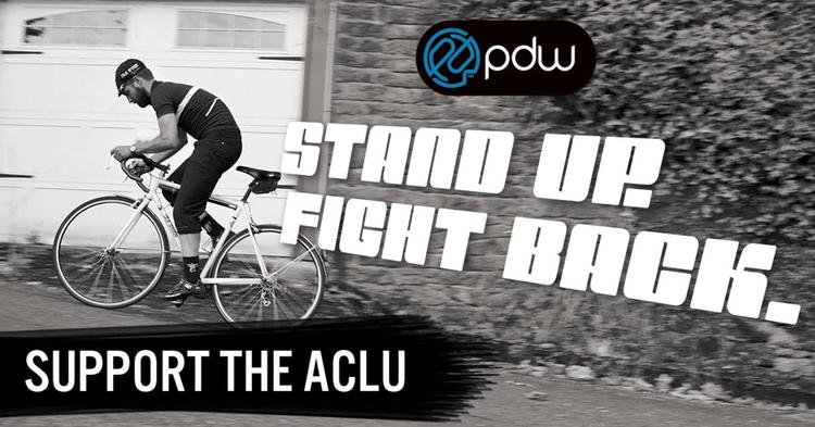 Portland Design Works Supports the ACLU