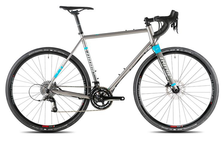 Niner's New RLT 9 Steel Available