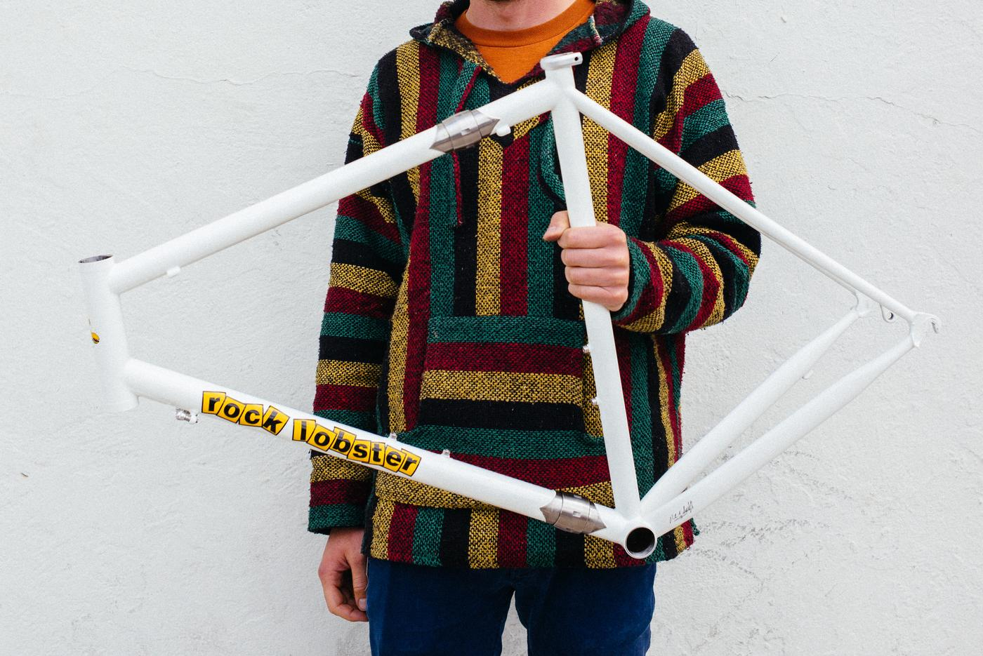 Max's New Rock Lobster S&S Frame