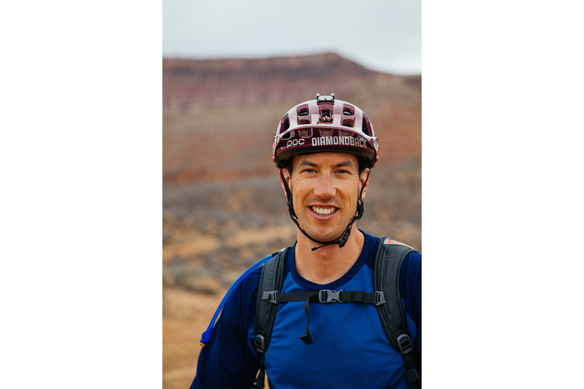 Eric Porter, pro mountain bike rider and A+ human being.