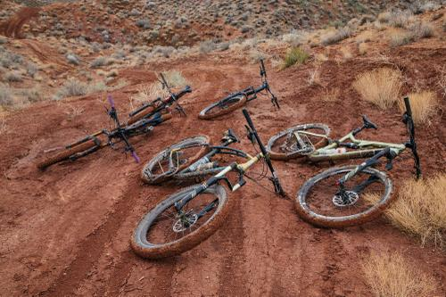 Sated, and muddy steeds.