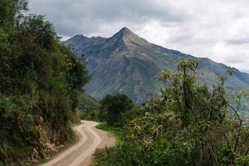 The bug-infested road to Salkantay