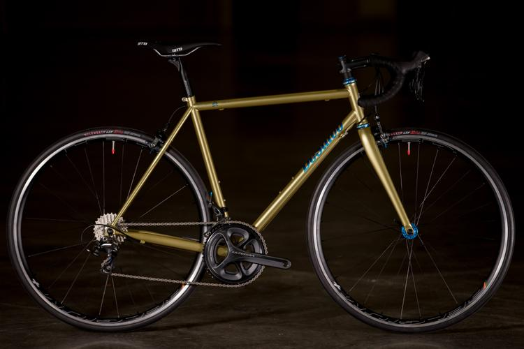 2017 NAHBS: DeSalvo Golden Builder's Special Road