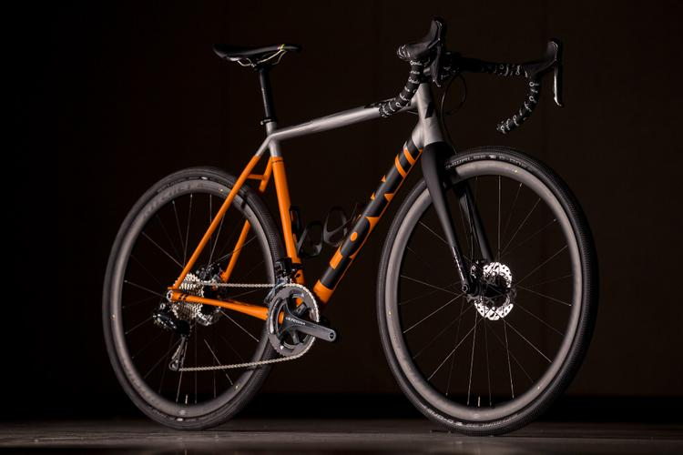 2017 NAHBS: LOW Down and Dirty Disc Road