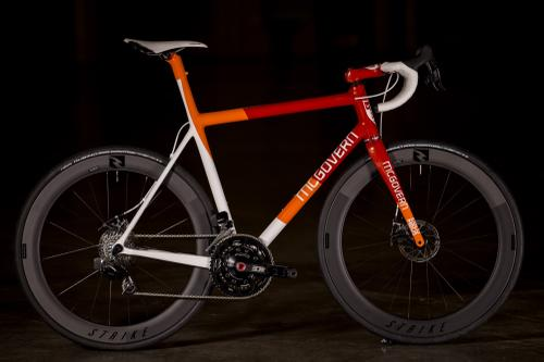 2017 NAHBS: McGovern Disc Road