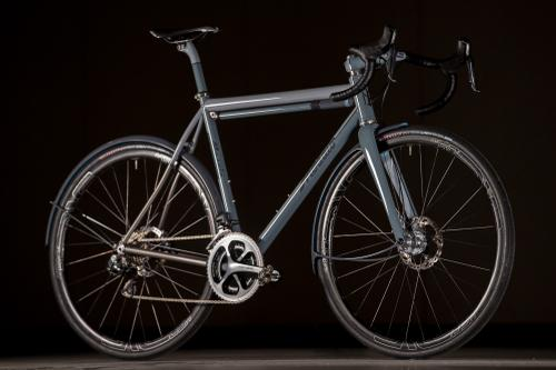 2017 NAHBS: Mosaic Disc Road with Dura Ace