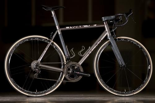 2017 NAHBS: No22 Reactor Road with Campagnolo Super Record 11