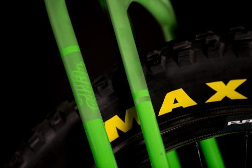 2017 NAHBS: Oddity Mean Green Machine