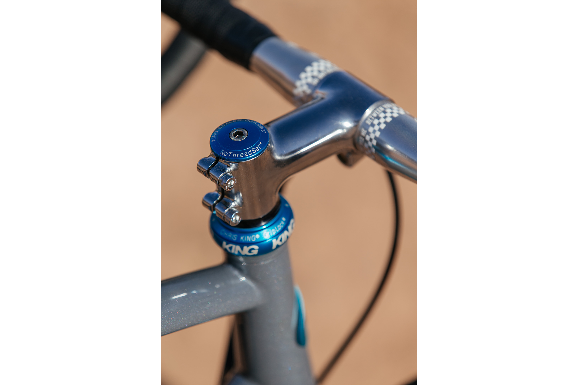 2017 NAHBS: Pretty in Turquoise Sklar Disc All-Road