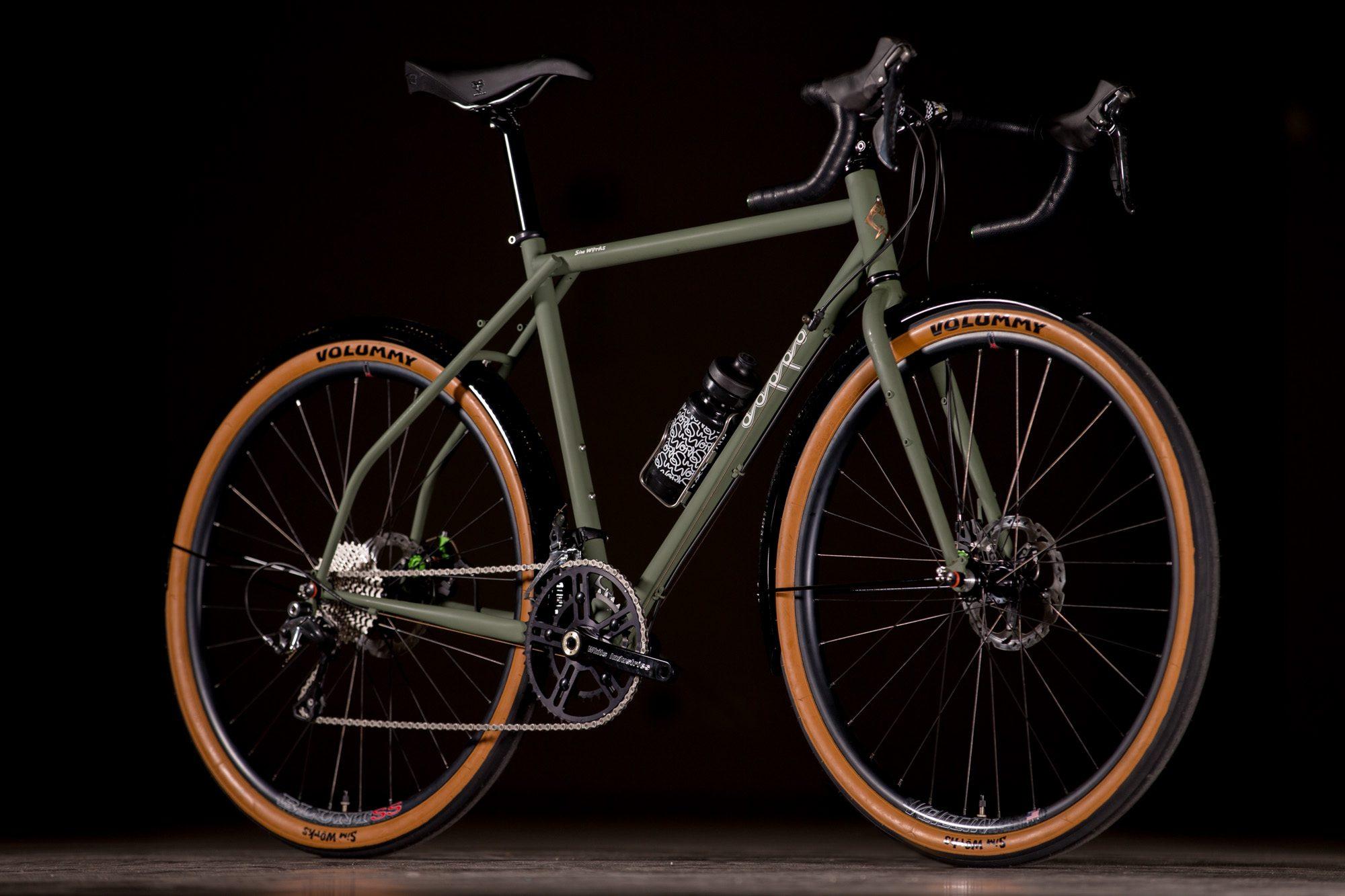2017 Nahbs Sim Works Doppo Touring Bike The Radavist