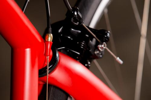2017 NAHBS: Strong Frames Classic Road with Dura Ace