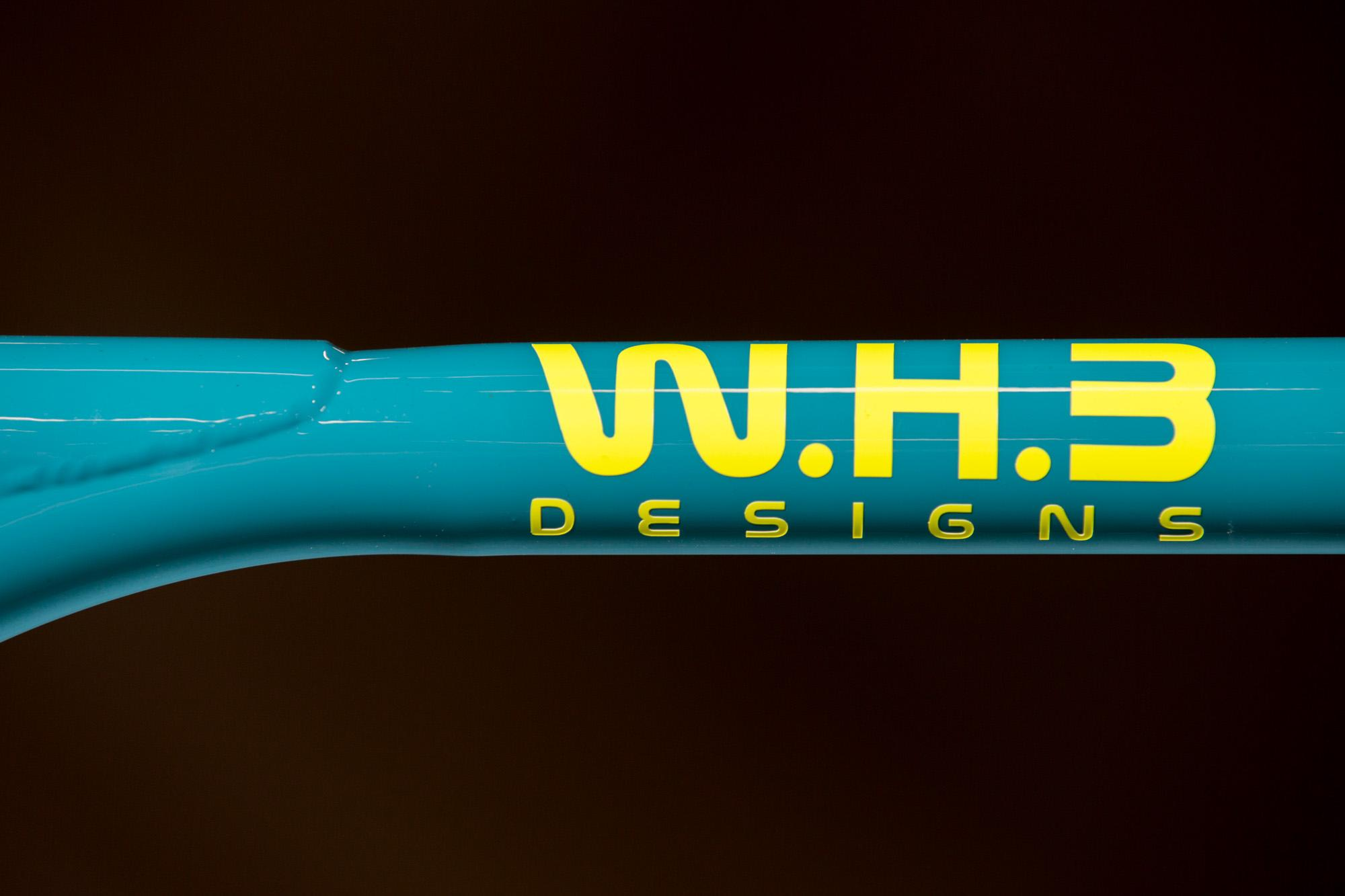 2017 NAHBS: W.H. Bradford Designs Yeti Homage