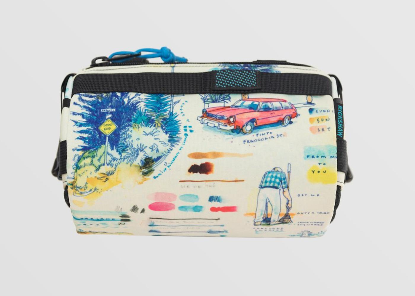 ORNOT: Chris McNally Bag Collection