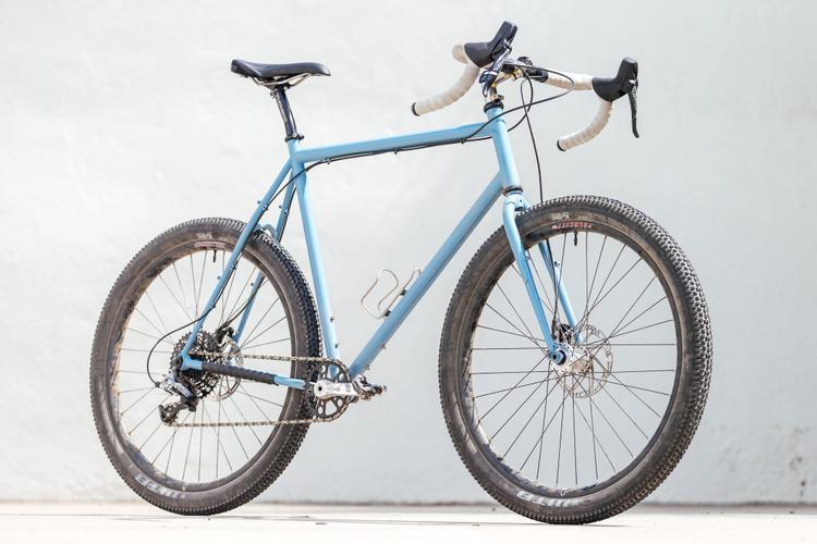 Darren's Crust Bikes Dreamer 27.5″ Dirt Tourer Prototype
