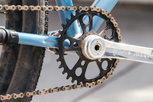 Darren's Crust Bikes Dreamer 27.5