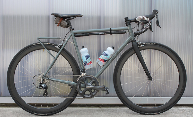 Tomii Cycles' Canvas: the Production All-Day Road Bike