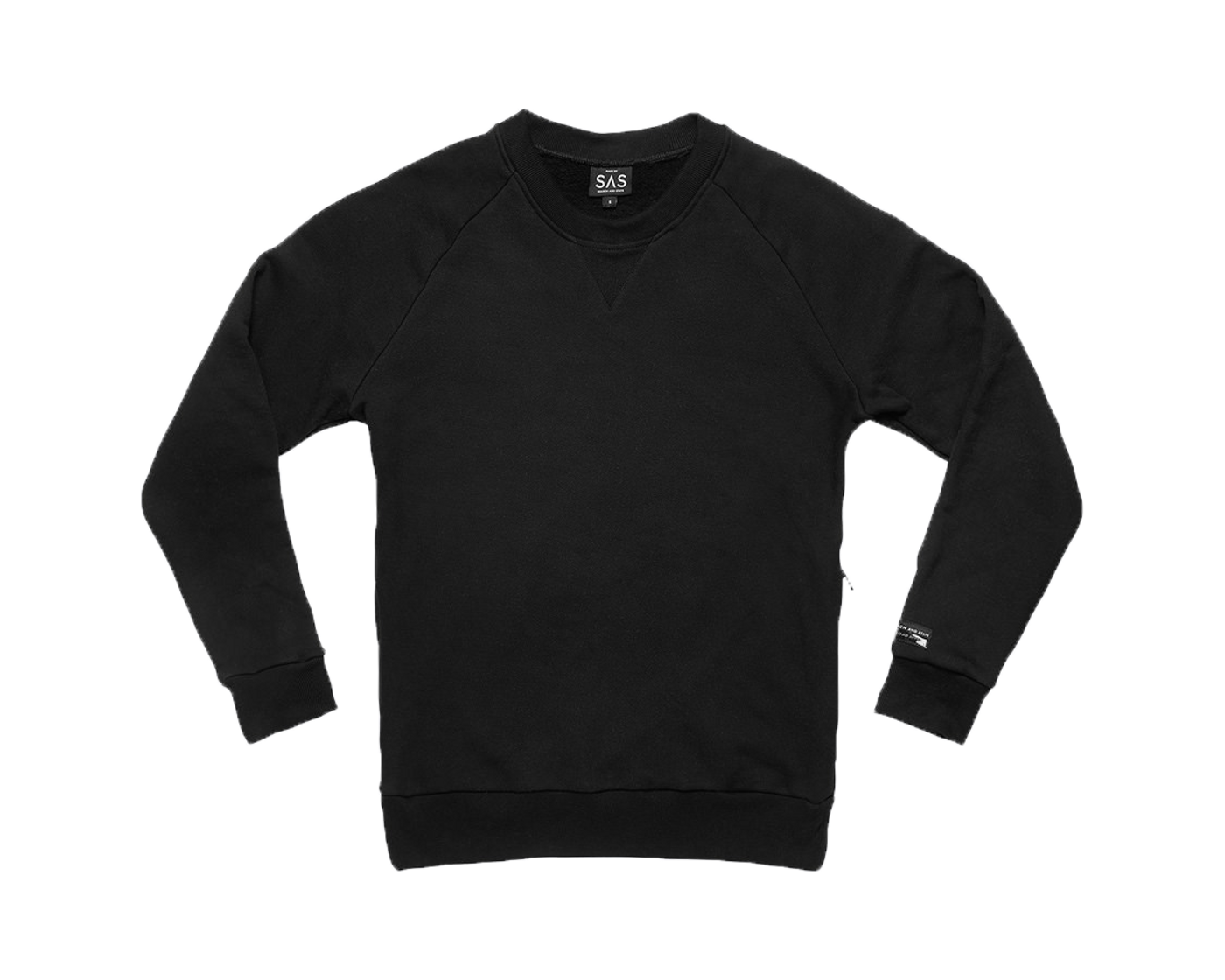 Search and State's New CS-1 Fleece Pullover