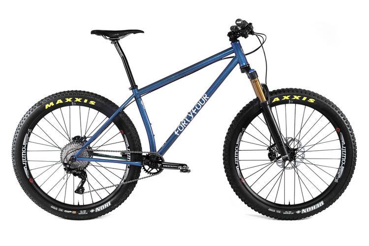 44 Bikes: Sparkle Explosion Marauder 27.5+ Hardtail