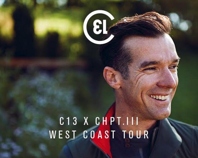 The Brooks C13 West Coast Tour