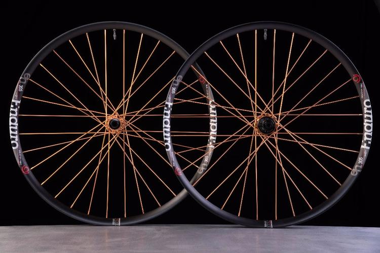 Industry Nine's Limited Edition Copper Enduro305 Wheelset