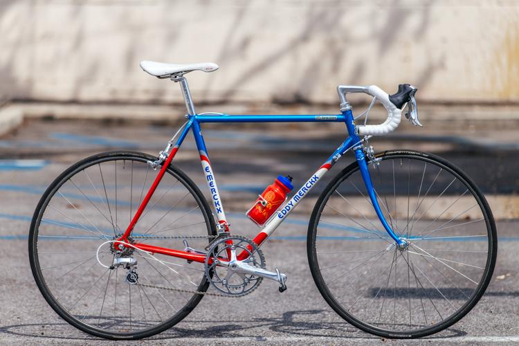 Eddy Merckx Motorola Corsa Extra with Dura Ace 25th Anniversary