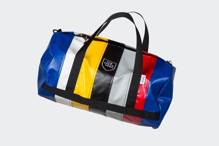 Porteur Cycling and Tenspeed Hero Duffle