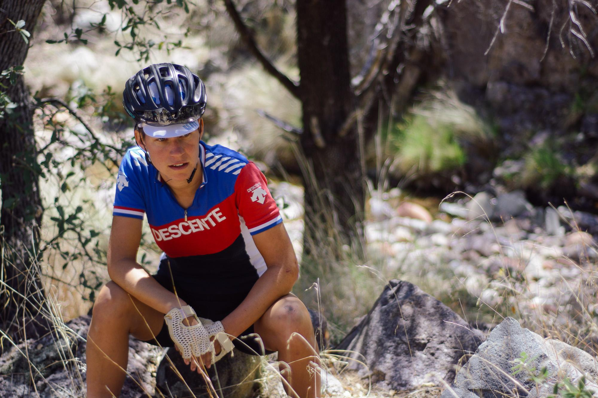 Pedaling in Anger: Training Camp Camping Arizona