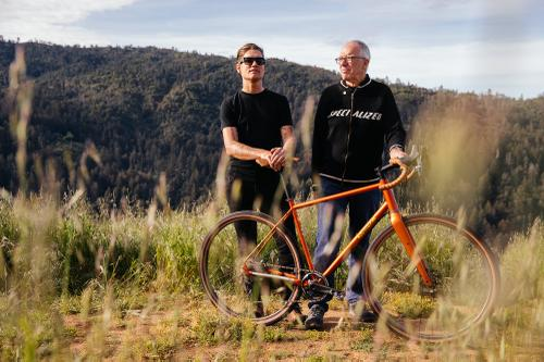 Erik Nohlin and Jim Merz, Sequoia designers.