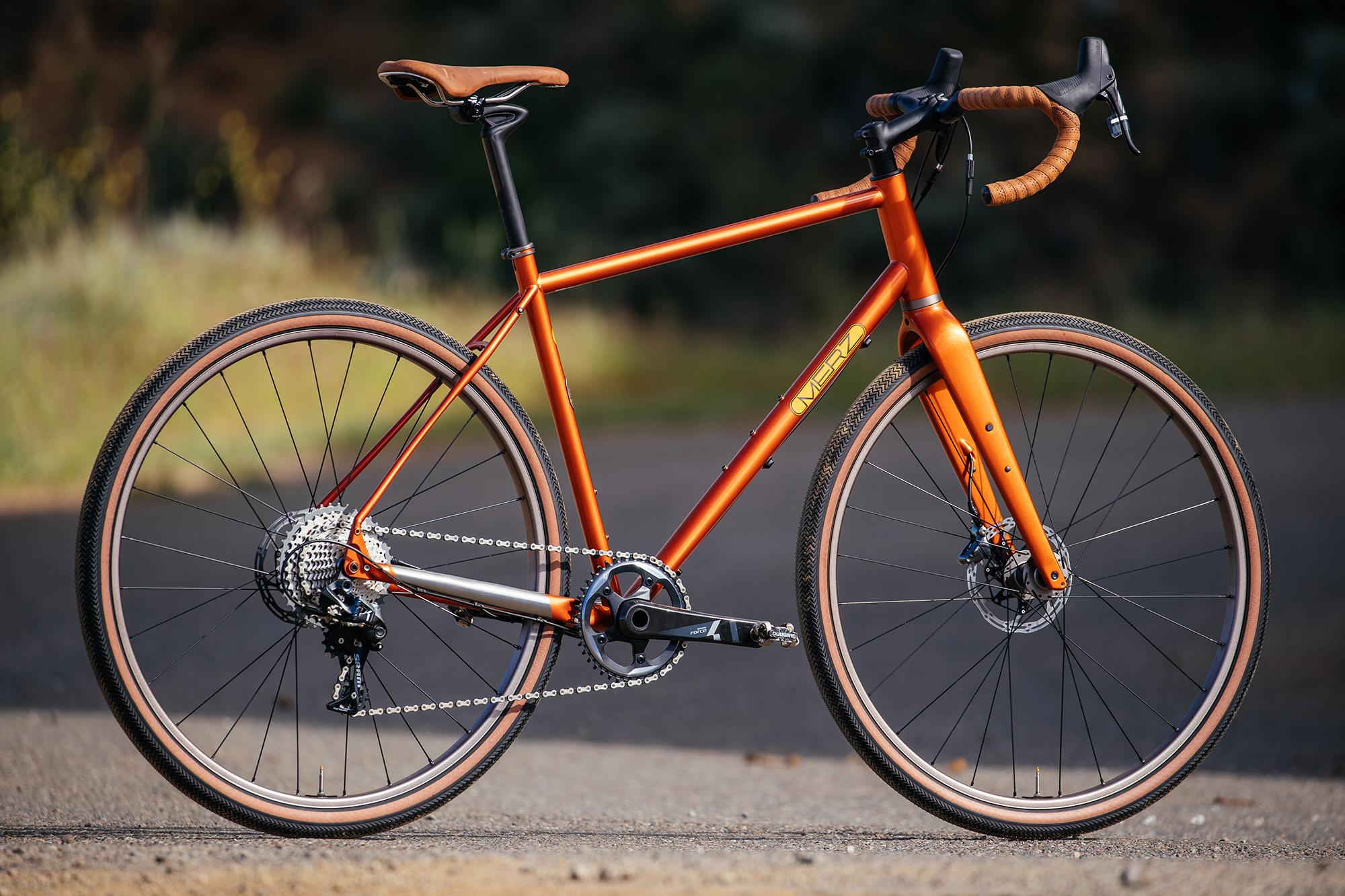 The Jim Merz Edition Specialized Sequoia