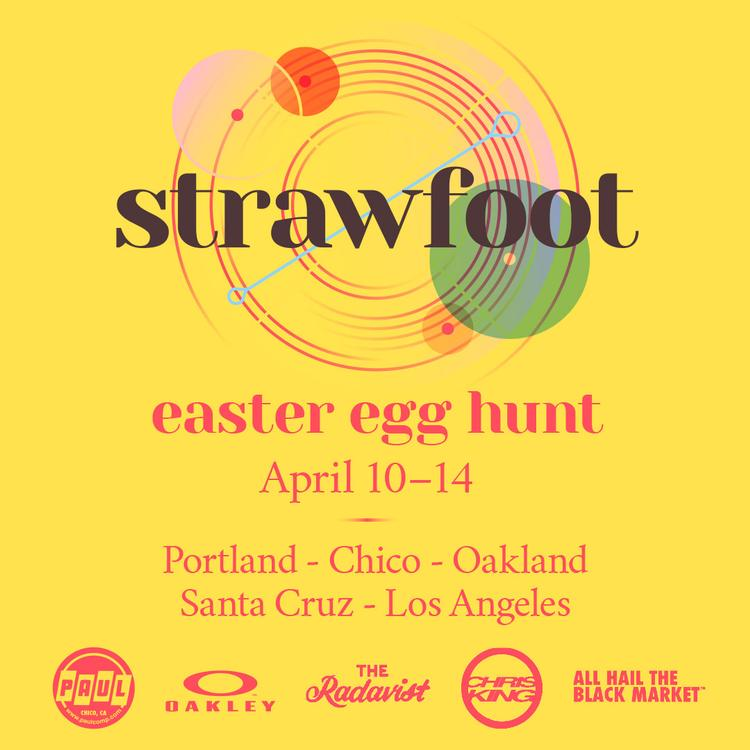 Get Ready! Strawfoot's Easter Egg Hunt is Back