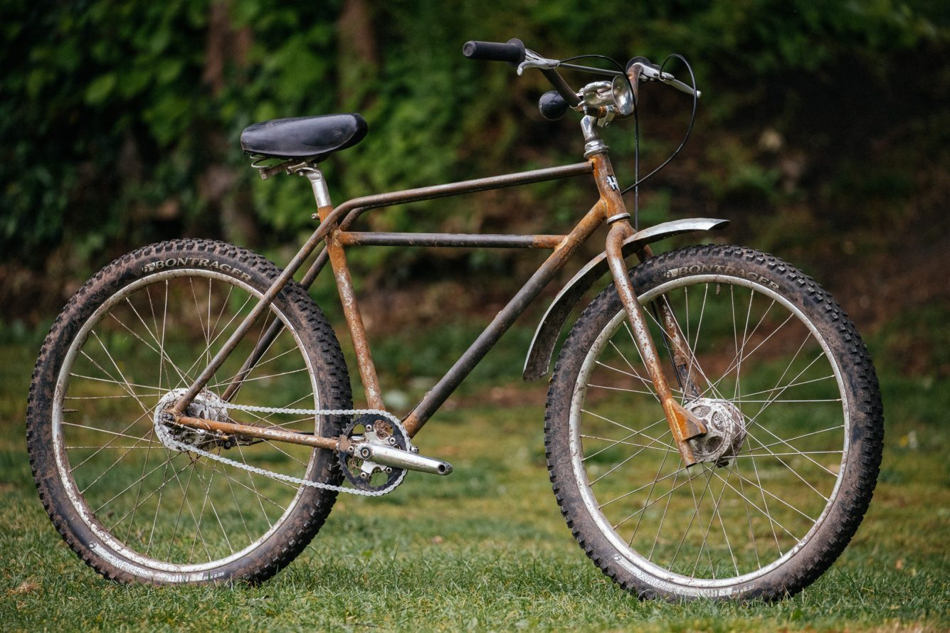 rusty bike beautiful lomo - photo #18
