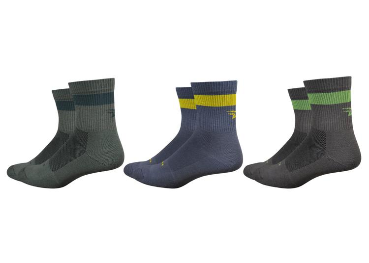 Defeet's New Trail Dirt Bagger Socks