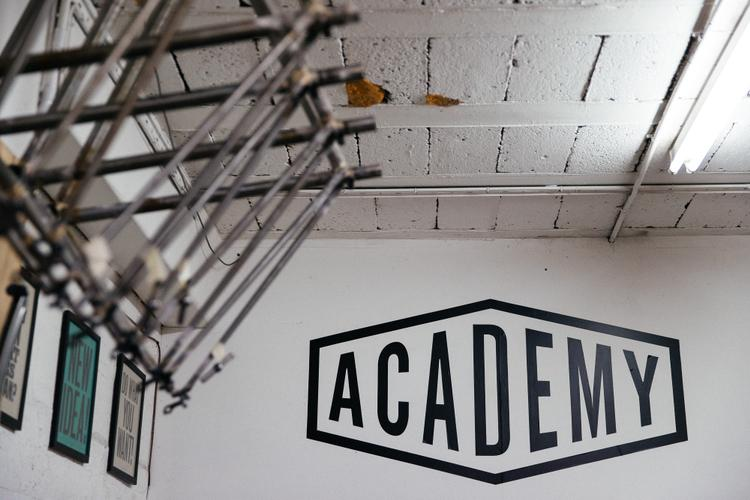 "No ""I"" in Academy: Inside the Bicycle Academy"