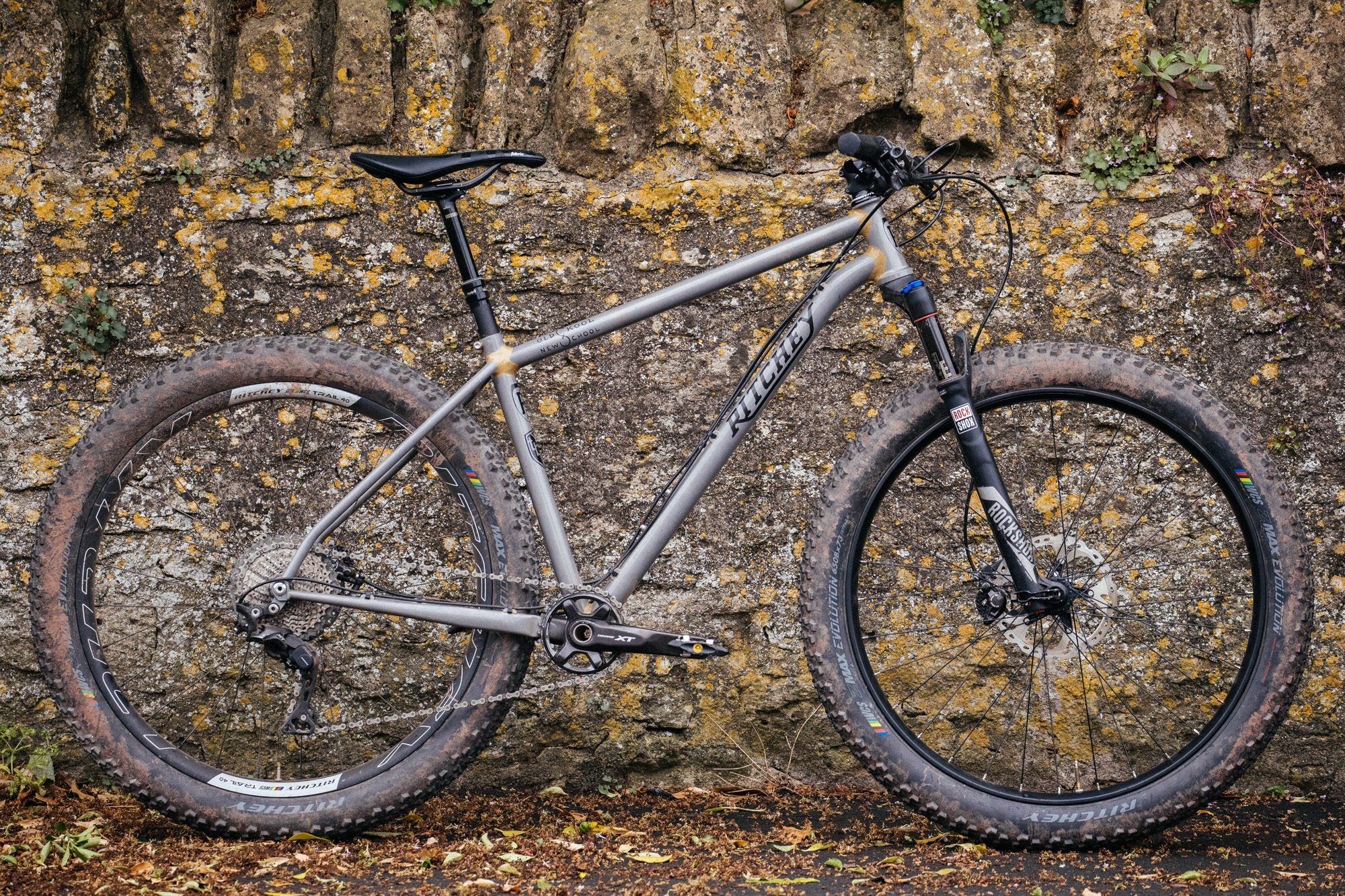 The Bicycle Academy\'s Old Skool New School Tom Ritchey 27.5+ ...