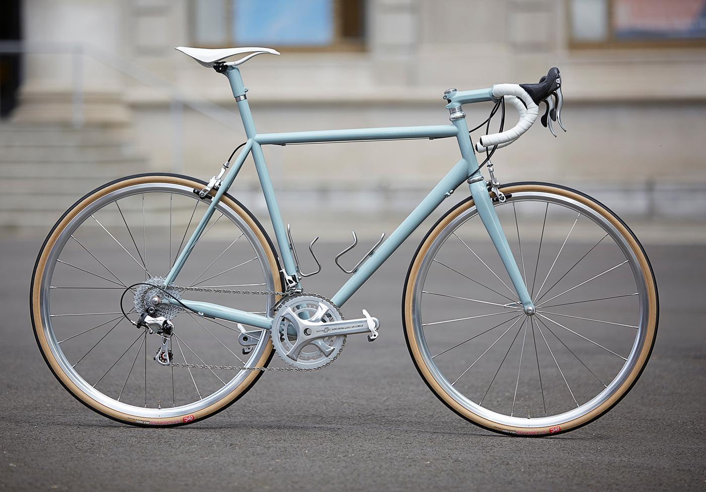 A Classic Speedvagen with Silver Components