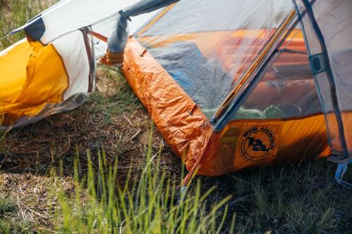 Thanks, Big Agnes!