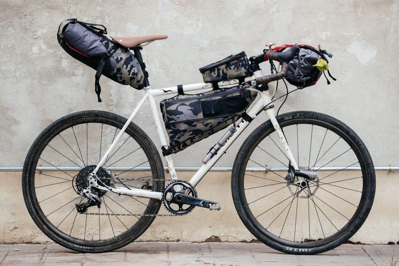 Trail Touring Bike