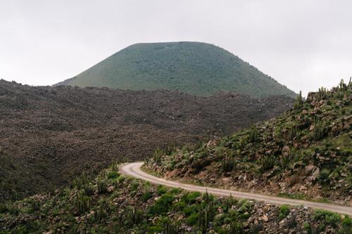 Hills of Volcanic Rock