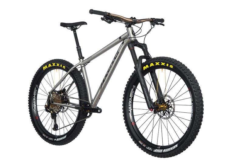 Win Salsa's Titanium Timberjack and Help the IMBA