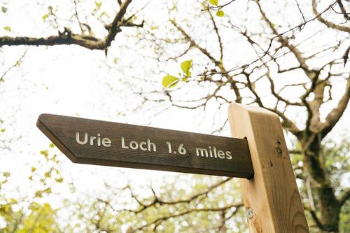 Lochs on lock.