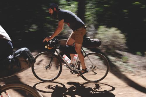 Team Space Horse and the Luxury Horsepower Route through the Sierra Nevada