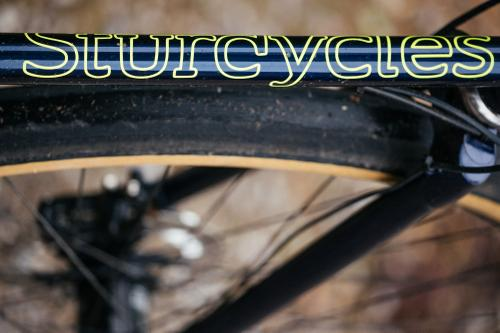 Sturdy Cycles Scrap Pile All Road