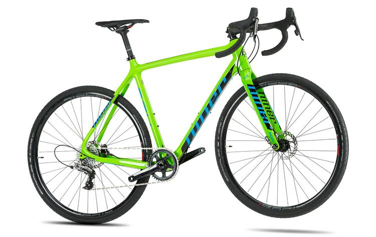 Niner Updates their BSB 9 RDO Frameset In Time for 'Cross Season