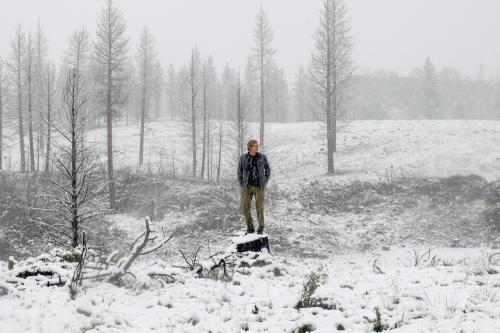Braving the Elements on the Oregon Ramble