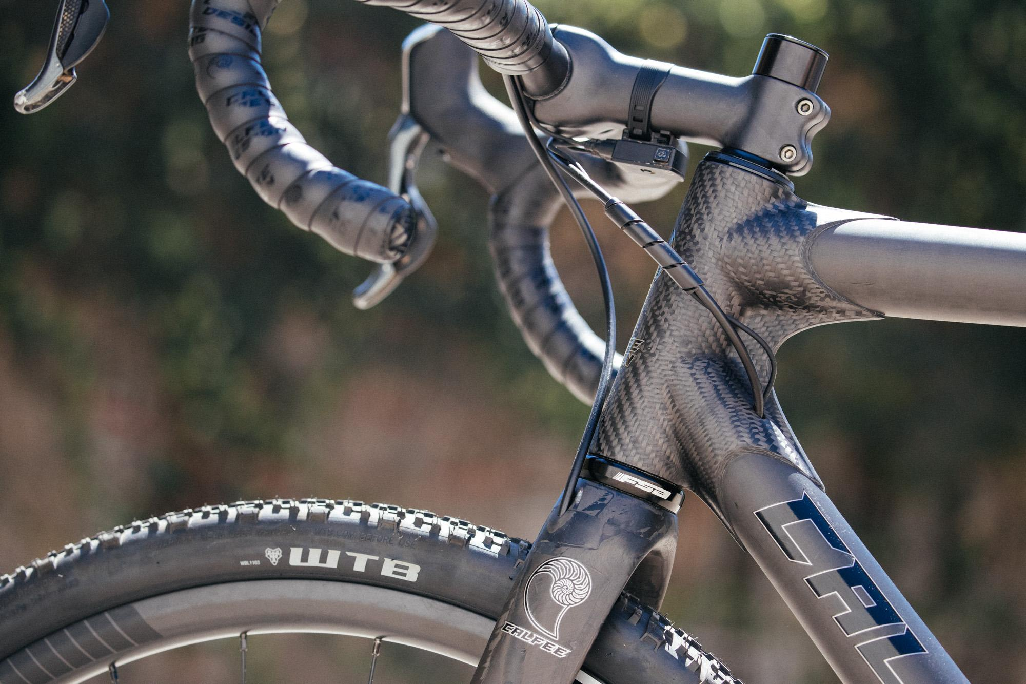 Calfee's Manta RS All-Road is a Smooth Ride for Rough Roads