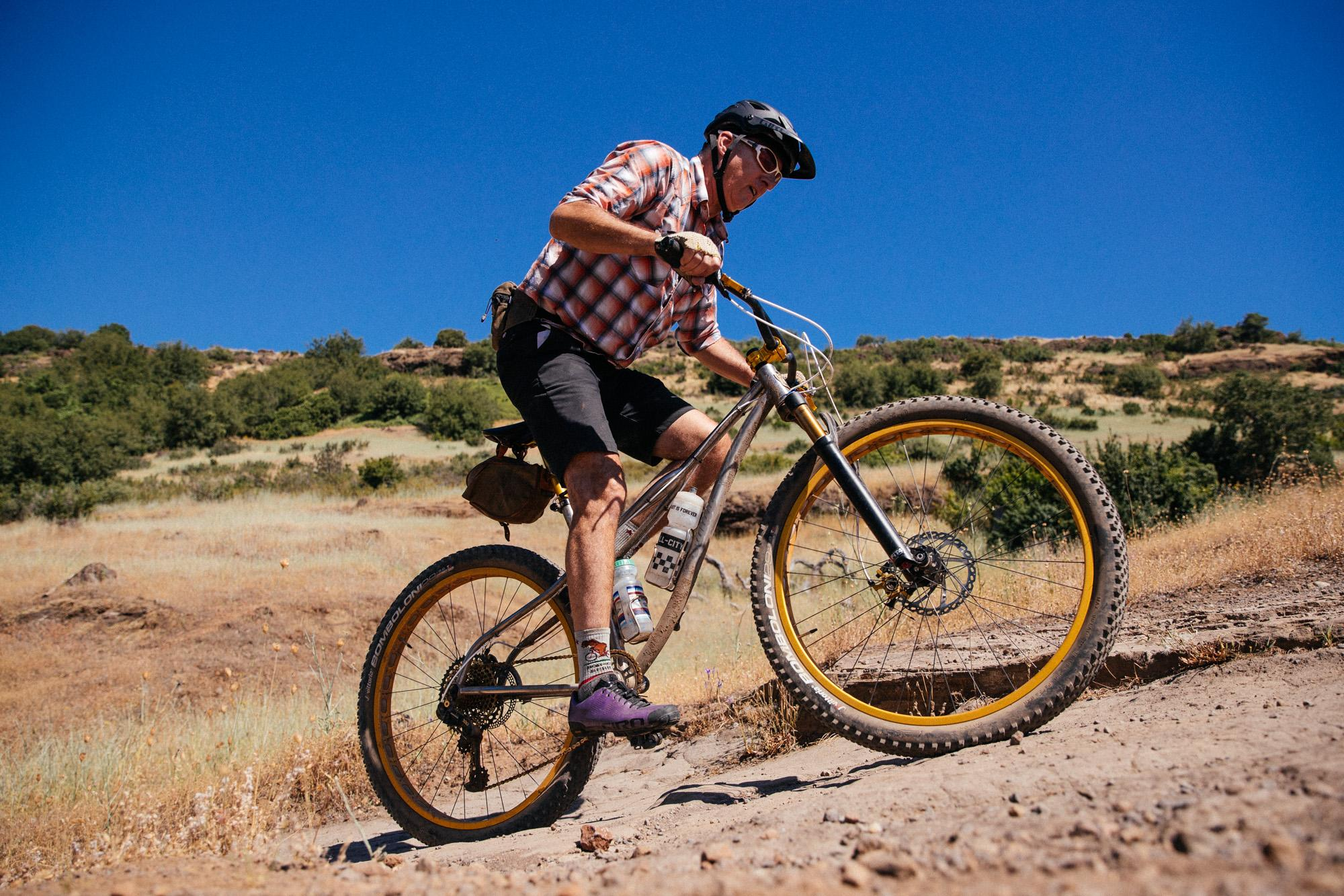 Paul and His Oddity 29+ Hardtail MTB